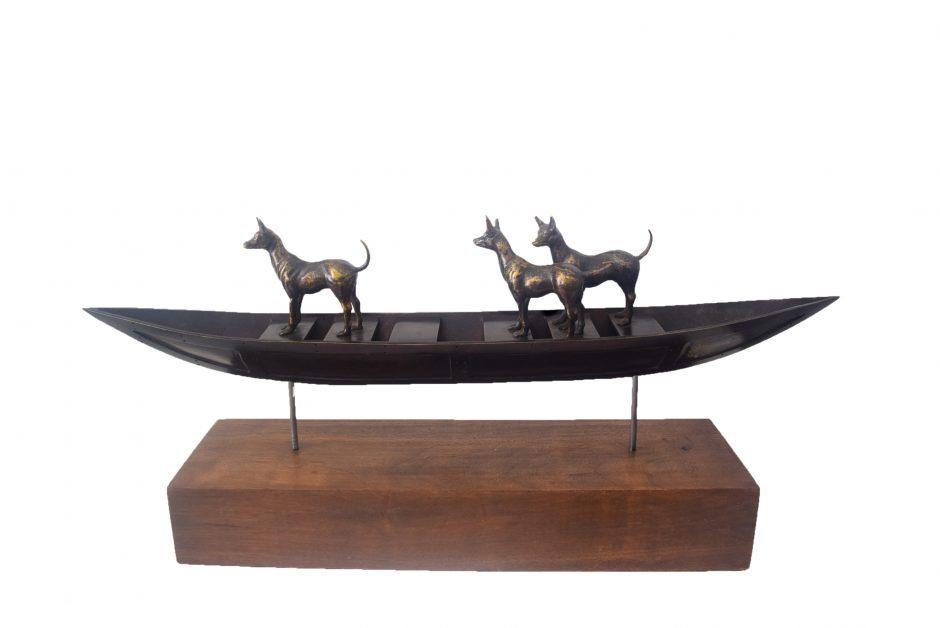 Jorge Marín, arte, bronce, arte mexicano, figuración, art, Mexican art