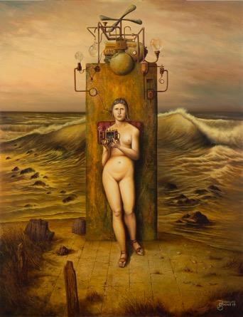 Jacqueline Sánchez, arte, arte mexicano, óleo, figuración, art, Mexican art, oil, Canvas