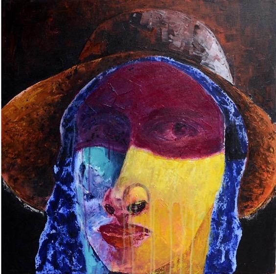 Vladimir Cora, arte, arte mexicano, óleo, figuración, art, Mexican art, oil, Canvas