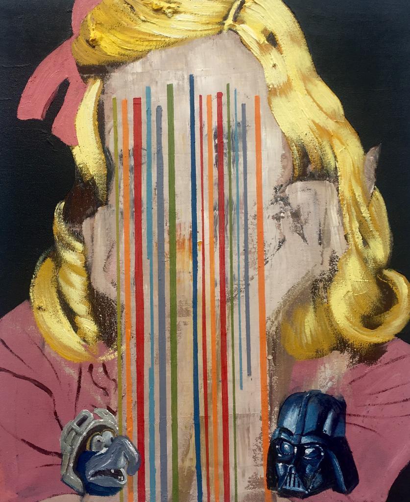 Enrique Oroz, arte, arte mexicano, óleo, figuración, art, Mexican art, oil, Canvas